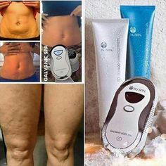Get rid of your cellulite, wrinkles, and body blemishes! Galvanic Body Spa, Ageloc Galvanic Spa, Nu Skin, Beauty Care, Beauty Skin, Beauty Box, Beauty Ideas, S Spa, Spa Packages