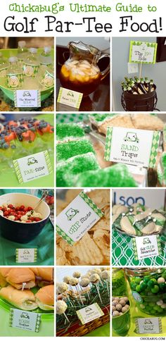 Ultimate Guide to Golf Par-Tee Food! The Ultimate Guide to Golf Par-Tee Food!The Ultimate Guide to Golf Par-Tee Food! Retirement Parties, First Birthday Parties, Birthday Party Themes, First Birthdays, Birthday Ideas, 4th Birthday, Themed Parties, Birthday Cakes, Birthday Snacks