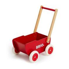 BRIO, trædukkevogn