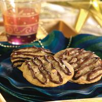 Recipes Cookies on Pinterest | Biscotti, Bourbon Balls and Cookies
