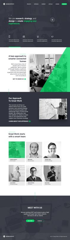 Landing Page Design - Landing Pages - Create a landing pages with drag and drop. Easily make your landing page in 3 minutes. - Landing Page Design Website Design Inspiration, Landing Page Inspiration, Website Layout, Web Layout, Layout Design, Grid Website, Gui Interface, Interface Design, Portfolio Webdesign