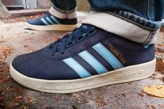 Adidas Trimm Trab with the Bazz Fits Shirts Vw R32 Mk4, Adidas Men, Adidas Sneakers, Super Hero Shirts, Football Casuals, Adidas Boost, Vintage Adidas, Training Shoes, Workout Shirts
