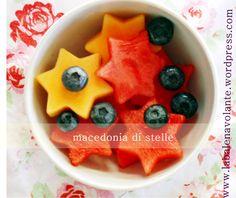 star's fruitsalad, 100% vegan, 100% healthy more recepies available on www.labalenavolante.wordpress.com