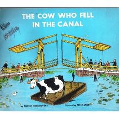 The Cow Who Fell in the Canal. I think this takes place in NL.