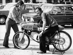 1971 Madrid Jan de Vries & Angel Nieto