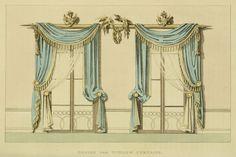 Regency Furniture 1809 -1815: Ackermann's Repository Series 1