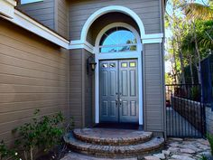 8 Foot Tall Double Dutch Front Doors