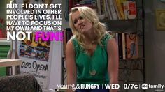 "S1 Ep9 ""Young & Getting Played"" - #YoungandHungry"