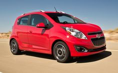 2013 Motor Trend Car of the Year Contender: Chevrolet Spark - WOT on Motor Trend