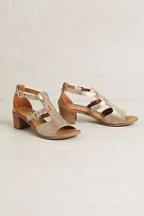 Anthropologie - Kerza Gladiator Heels