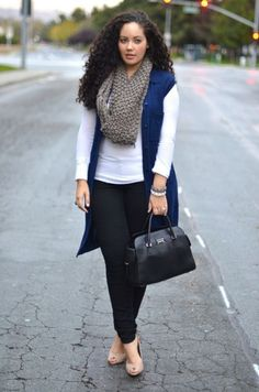 Work outfits for women of all sizes