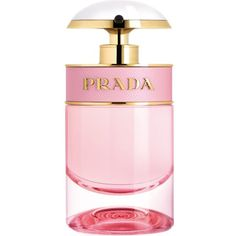 Prada Candy Florale eau de toilette ($61) ❤ liked on Polyvore featuring beauty products, fragrance, perfume, beauty, makeup, cosmetics, filler, peony perfume, flower perfume and edt perfume