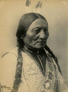 SITTING BULL:  TRIBE: Lakota -       Sitting Bull was a Tribal Chief and Holy Man for his tribe.  1831 - 1890