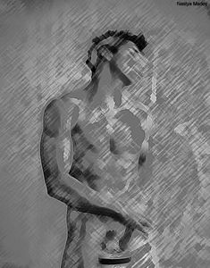 Tantra, Male Body, Erotic Art, Sketches, Nude, Statue, Drawings, Artwork, Inspiration
