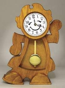 The Polly Pendulum Clock Plan (W3513)