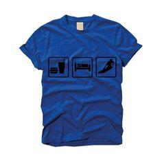t-shirt-marineblaueat-sleep-surf