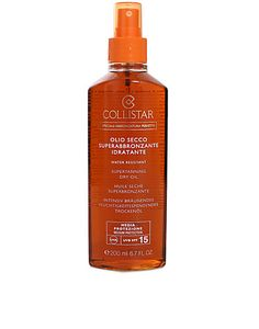 Collistar Supertanning Oil.... Bet this ain't as good as westside tanning oil