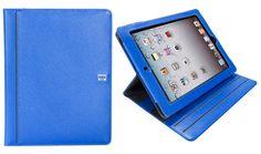 Cover in pelle per iPad Saffiano Icon by NAVA
