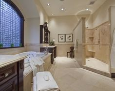 Doorless Shower Design, Pictures, Remodel, Decor and Ideas - page 8