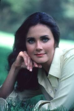 Lynda Carter - Wonder woman! actress