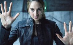 Pin for Later: 450 Pop Culture Halloween Costume Ideas Tris From Divergent
