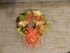 podzimni venec na dvere