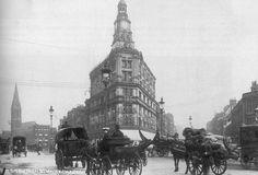 23/9/1906 High Street Whitechapel', aka 'Gardiner's Corner'.