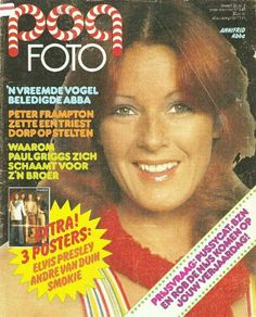 Popfoto magazine jaren 80