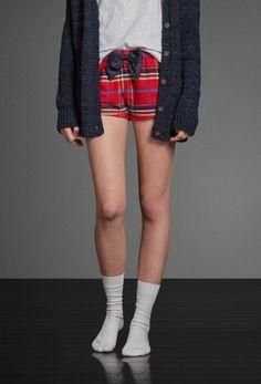 Abercrombie & Fitch Shine Socks