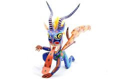 Alebrije / Art Craft / Flok Art > Creature