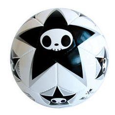 Toki Doki Soccer Ball: I love Toki Doki and wouldn't be able to bear kicking this soccer ball.