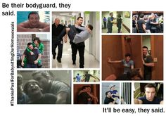 Hahahaha poor paul... my personal favorite is second from the left on top :) oh and ignore the thing in the far left!