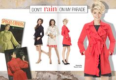 The timeless Classic Trench Coat