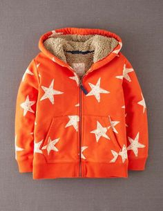 I've spotted this @BodenClothing Shaggy Lined Hoody Lava Star