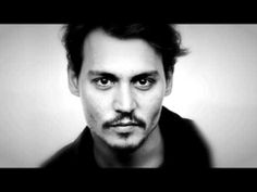 JOHNNY DEPP face change 43 year in 45 seconds