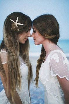Bella Elisa | 14 Pinterest Boards That'll Inspire Your Perfect Lesbian Wedding