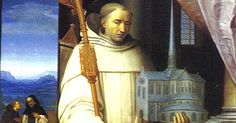 Saint Bernard of Clairvaux was the founding abbot of Clairvaux Abbey in Burgundy, was one of the most commanding Church leaders in the first half of the twelfth century as well as one of the greatest spiritual masters of all times and the most powerful propagator of the Cistercian reform.  ...