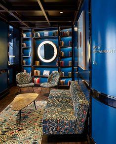 Отель по дизайну Сары Лавуан в Париже