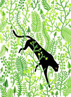 Vikki Chu: Panther