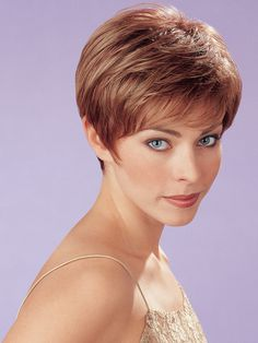 Henry Margu Annette Wig   Short Traditional Wedge cut   Wigs.com - The Wig Experts™