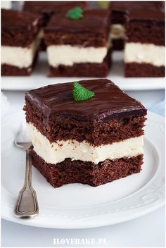 Cute Desserts, Delicious Desserts, Carrots N Cake, Cookie Recipes, Dessert Recipes, Vegan Junk Food, Sweet Bakery, Sweets Cake, Polish Recipes