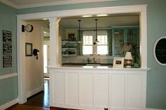 pictures of rooms with cut outs to view other rooms - Google Search