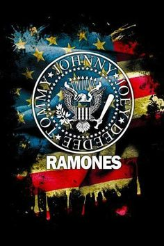 Rock Posters, Band Posters, Concert Posters, Music Pics, Music Artwork, Ramones, Rock N Roll, Historia Do Rock, Rockabilly