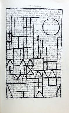 paul klee on book pages