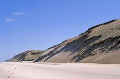 The dunes at Lecount Hollow Beach, Cape Cod, if you're looking for seclusion.
