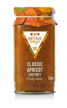 A fruity number In this special recipe, plump apricots are used to create a delicious sweet chutney with a distinctive fruity texture. Made in small batches Roasted Duck Breast, White Wine Vinegar, Dried Apricots, Special Recipes, Chutney, Are You Happy, Give It To Me, Cottage, Times