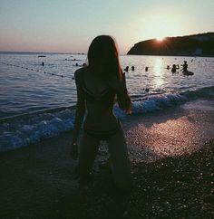 Cute Beach Pictures, Beach Photos, Vacation Pictures, Girl Photography Poses, Beach Photography, Beach Tumblr, Summer Shots, Beach Boudoir, Selfie Sexy