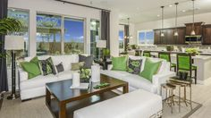 Belmonte's Landmark Collection of homes in #Chandler, #AZ, will catch your eye with its beauty and versatility. This intimate #neighborhood has innovative and energy efficient features allowing these #homes to fit everyone's needs.