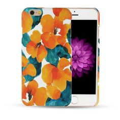Flowery Case for iPhone Models