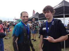 Real Food Warriors at the 2012 Spartan Race in Miami (Post Race)